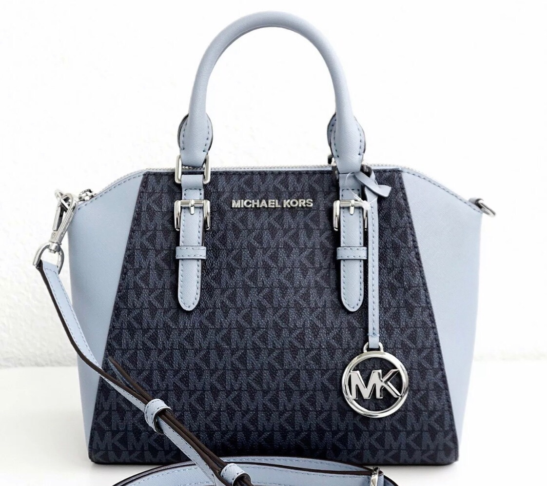 Michael Kors Ciara Medium Powder Blue