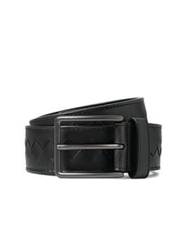 BOTTEGA VENETA BV Men Belt Black