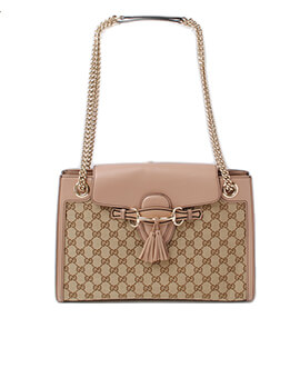 GUCCI Emily Nude Pink