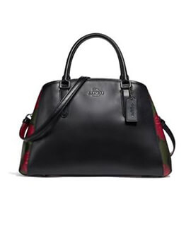 COACH SMALL MARGOT BLACK MULTI