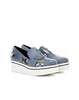 STELLA MCCARTNEY Stella Star Bink in Blue