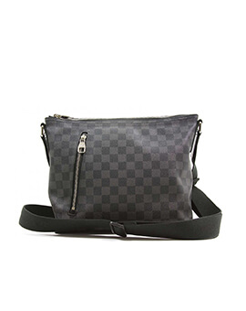 LOUIS VUITTON LV Mick Damier Graphite PM 2016