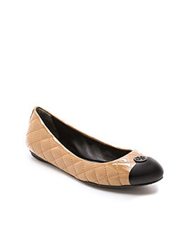 TORY BURCH TB Kaitlin Ballet Shoes