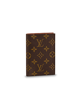 LOUIS VUITTON LV Passport Holder in Monogram