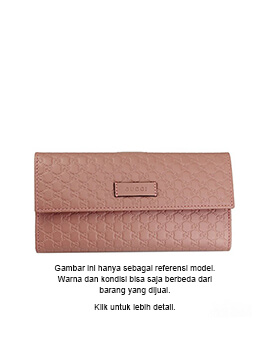 GUCCI Micro Guccisima Fuschia Leather