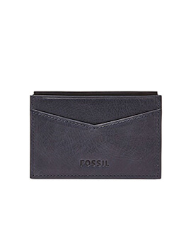 FOSSIL Truman Card Case in Navy