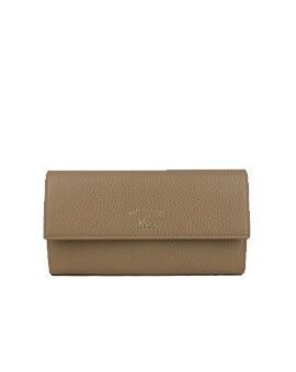 GUCCI Swing Two Fold in Light Brown 354496