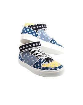 LOUIS VUITTON LV Limited Edition: Monogram Stars Acapulco Sneakers