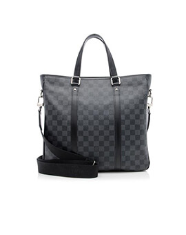 LOUIS VUITTON LV Graphite Tado