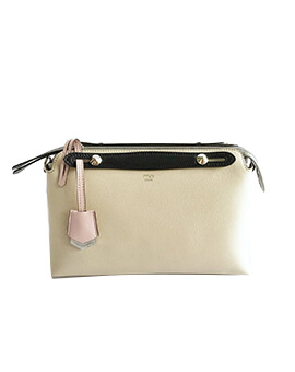 FENDI Small By The Way BTW Multicolour Camelia
