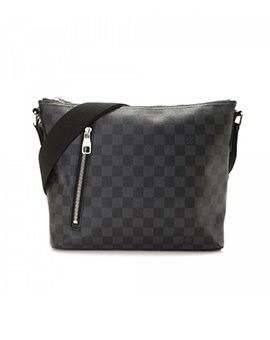 LOUIS VUITTON LV Mick Damier Graphite PM