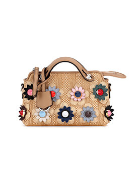 FENDI By The Way Natural Multicolor Floral