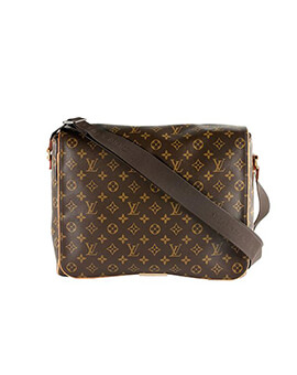 LOUIS VUITTON LV Monogram Valmy MM Canvas