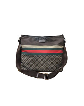 GUCCI Men's Messenger Nylon