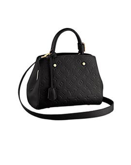 LOUIS VUITTON LV BB Montaigne Empriente