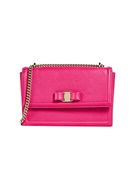 SALVATORE FERRAGAMO SF Begonia Pebble Calf