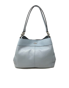 COACH SMALL LEXY PALE BLUE