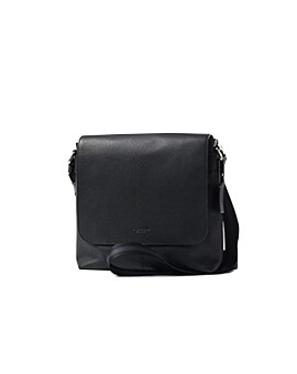 COACH SMALL CHARLES MESSENGER BLACK