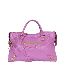 BALENCIAGA City in Berlingot Rose