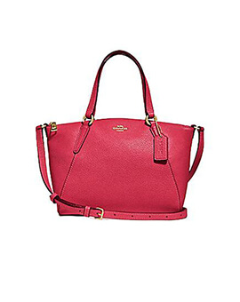 COACH MINI KELSEY TRUE RED