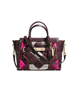 COACH Swagger Carryall