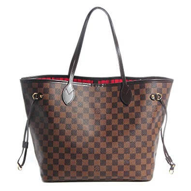 LOUIS VUITTON LV Neverfull Damier