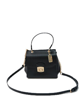 COACH AVARY CROSSBODY BLACK