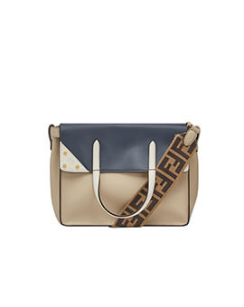 FENDI Flip Bag with FF Strap