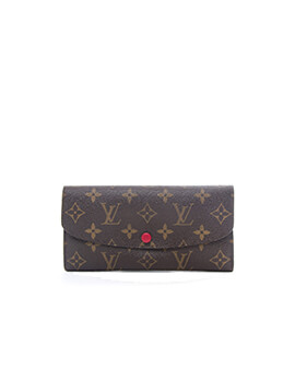 LOUIS VUITTON LV Emilie Wallet