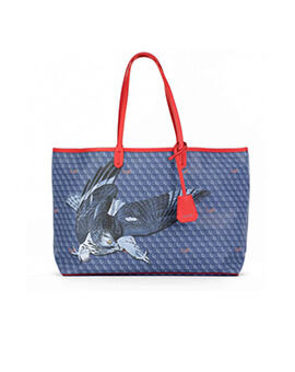 LOUP NOIR Small Falcon in Tote