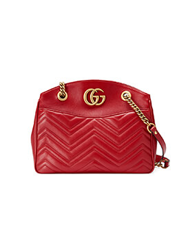 GUCCI Marmont 2.0 Quilted Shoulder Bag